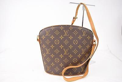 Authentic Louis Vuitton Shoulder Bag Drouot M51290 Browns Monogram 104550 https://t.co/PomwtnhweY https://t.co/uo7QXqJAvh