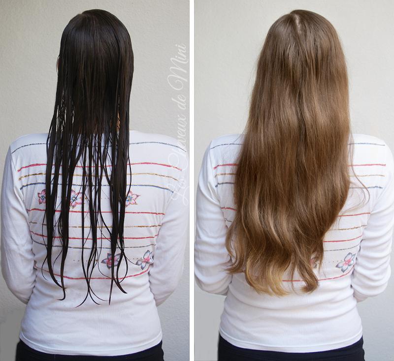 Pousse des cheveux 2016