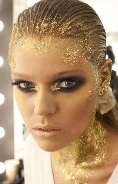 how to do greek goddess makeup