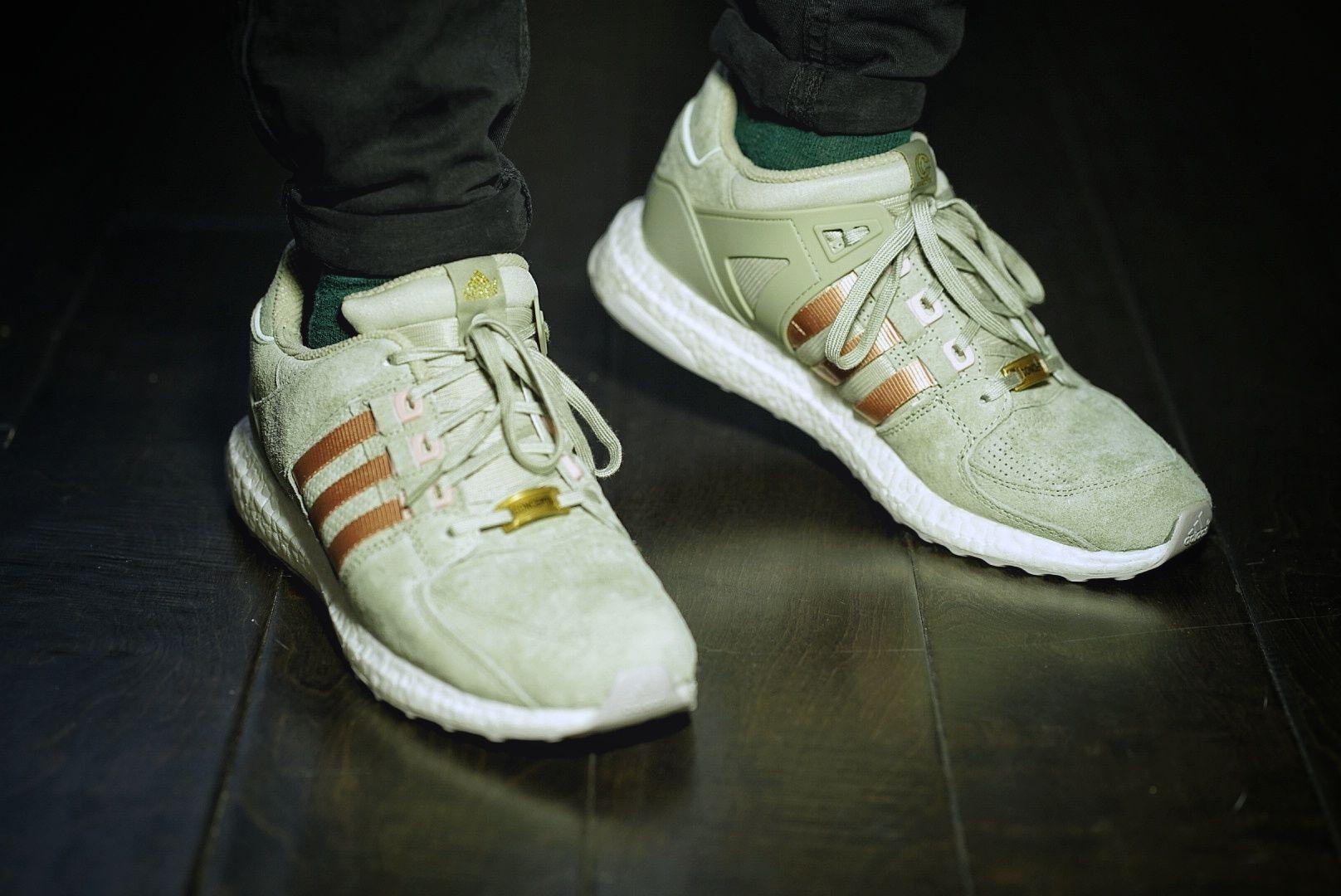 Adidas Eqt Boost Sage