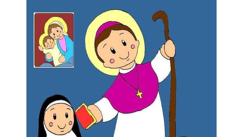 San Antonio En Dibujos Animados: Imagenes Ingreso Colegio San Antonio Maria Gianelli