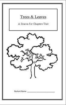 Seasons Unit Trees Leaves Week 3 Common Core Weekly Lesson Plan