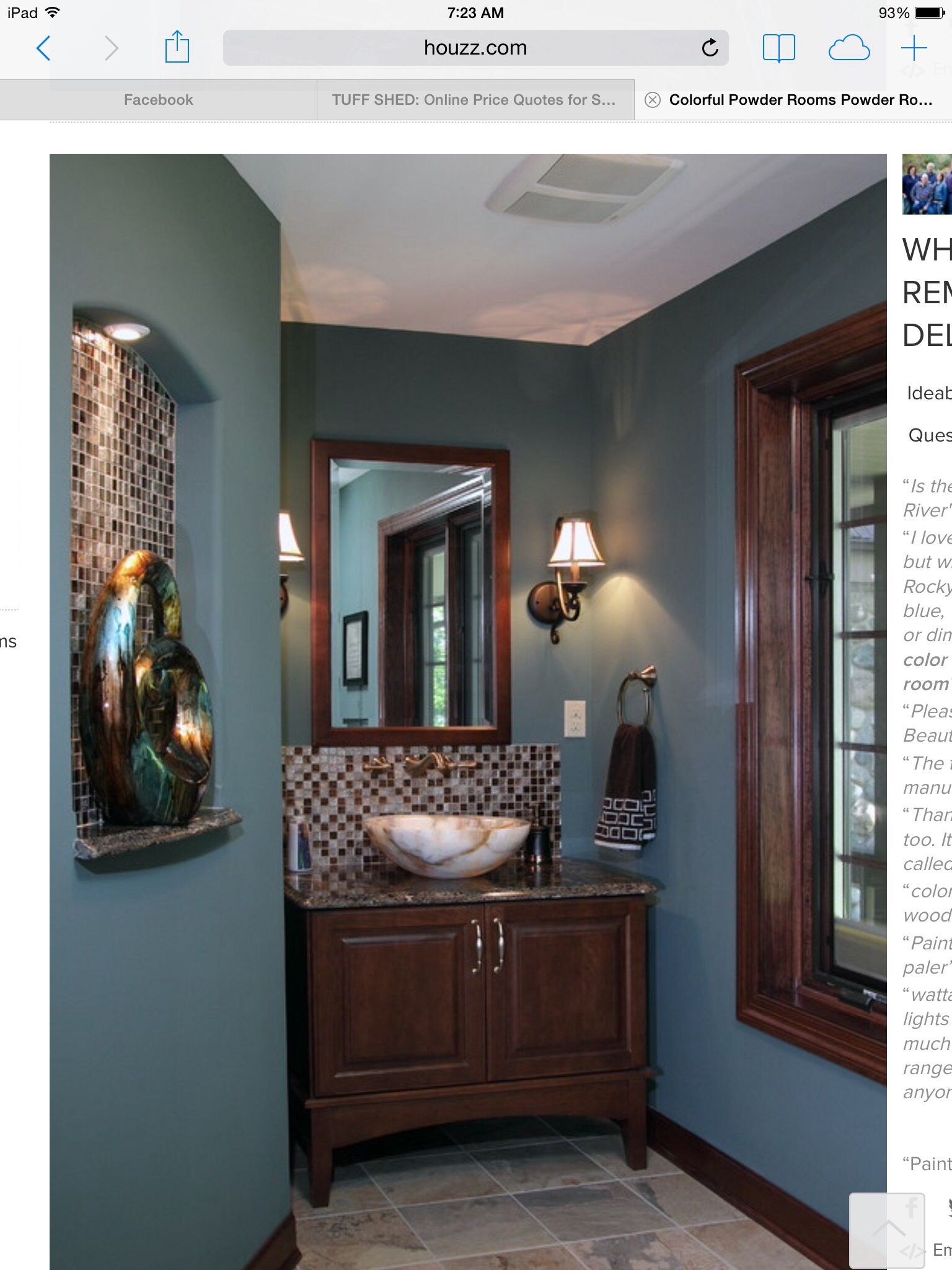 Paint Colors For Bathroom With Brown Cabinets