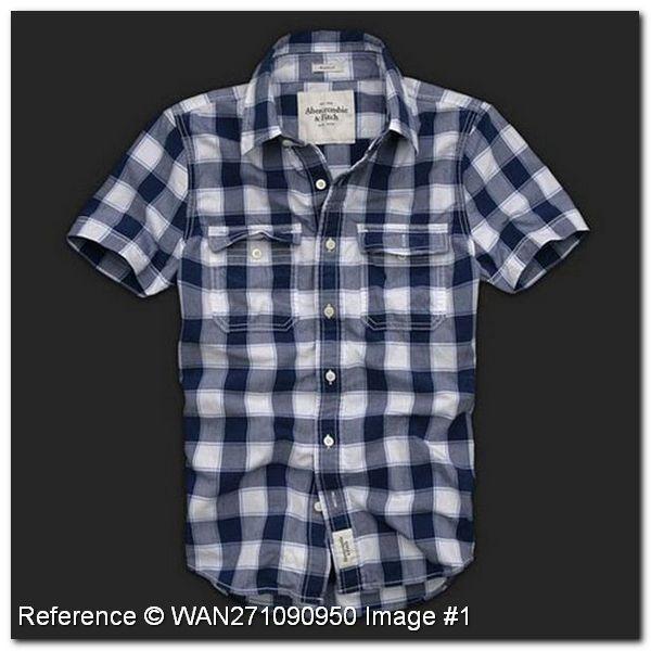 Abercrombie Ropa De Hombre Camisas