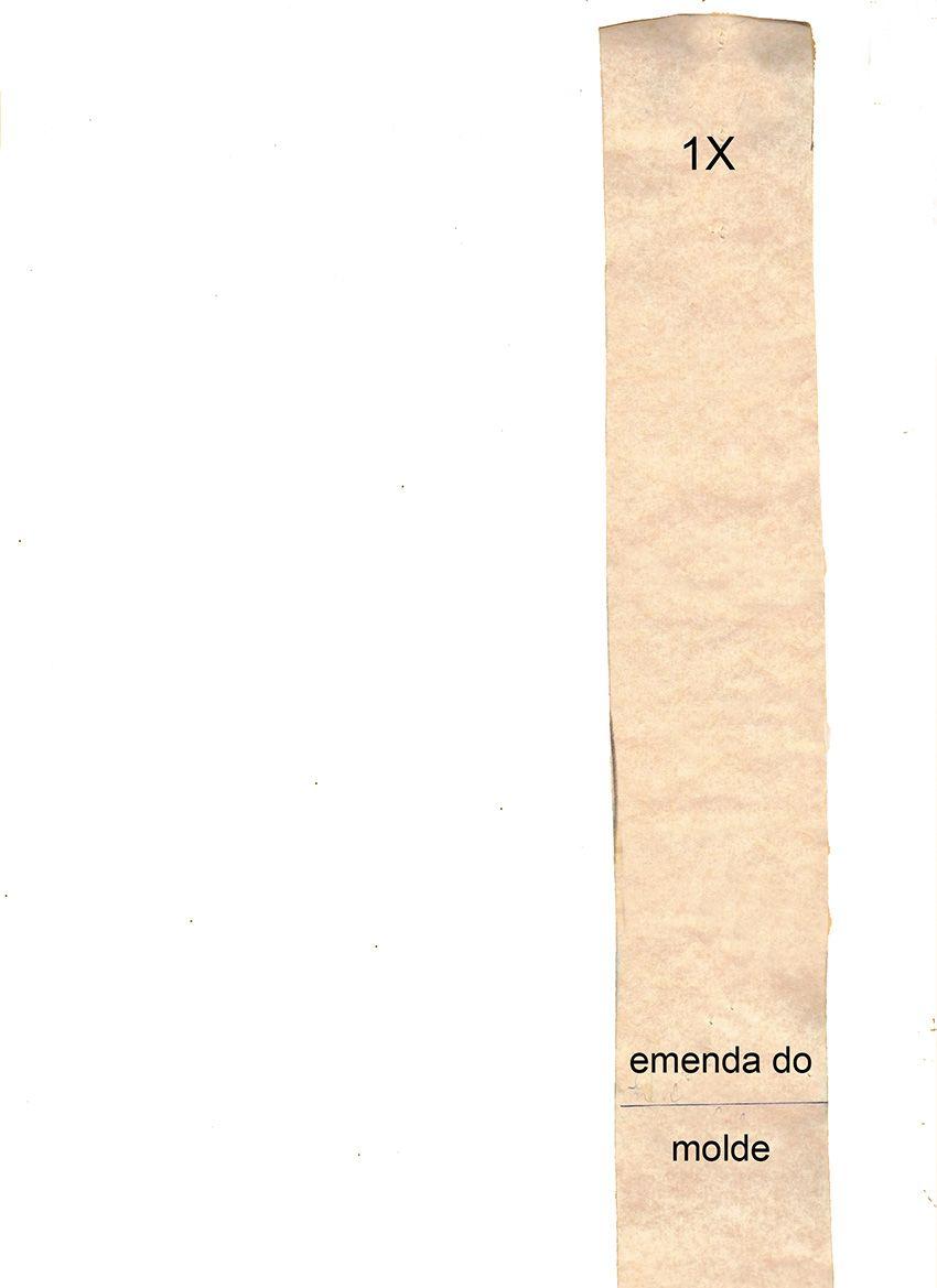 molde_bandana_2.jpg (850×1169) | touca bandana | Pinterest | Costura ...