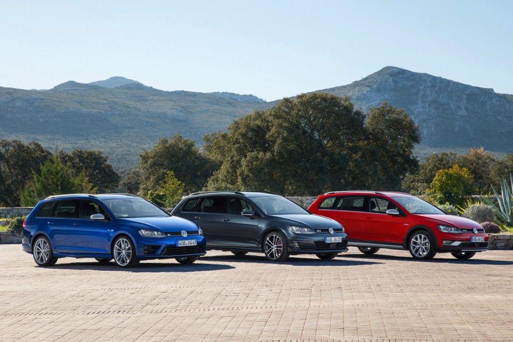 Salony Volkswagena zasilone trzema nowymi odmianami http