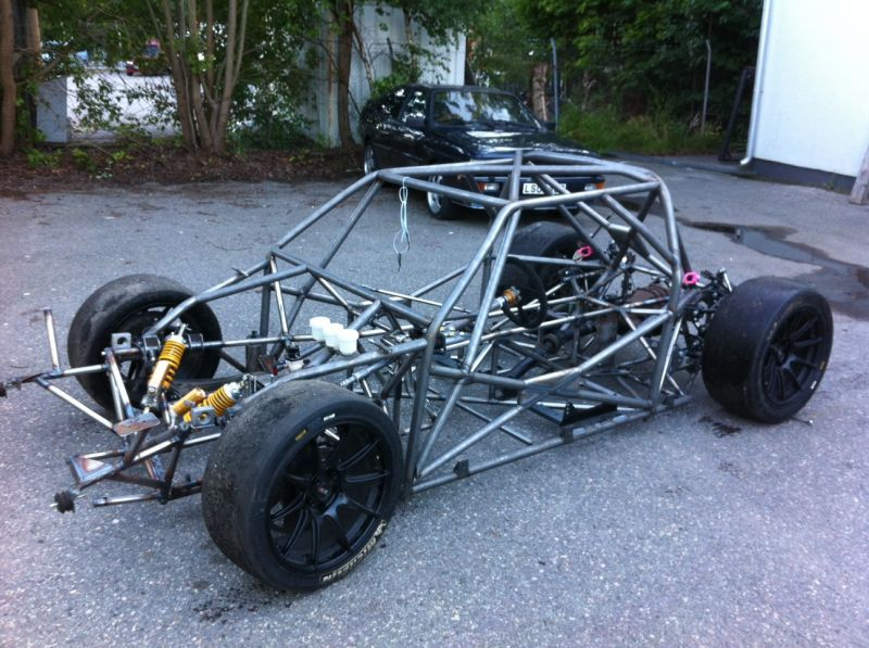Tube+Chassis+Builders | CLICK HERE for the full build thread
