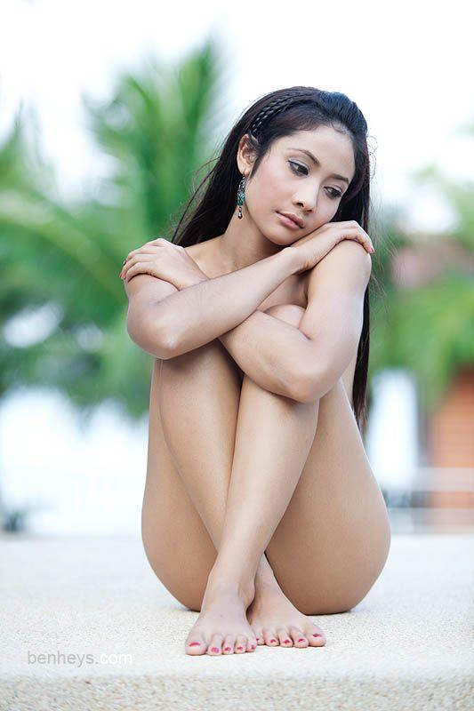 Beautiful Thai Fashion Model Nardia In Artistic Nude Photo Shoot Benheys Com