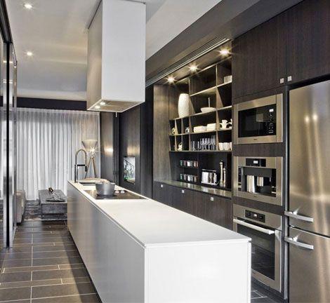 Interior New Townhouse Modern Kitchen  Dream Kitchen  Pinterest Unique Townhouse Kitchen Design Ideas Design Inspiration