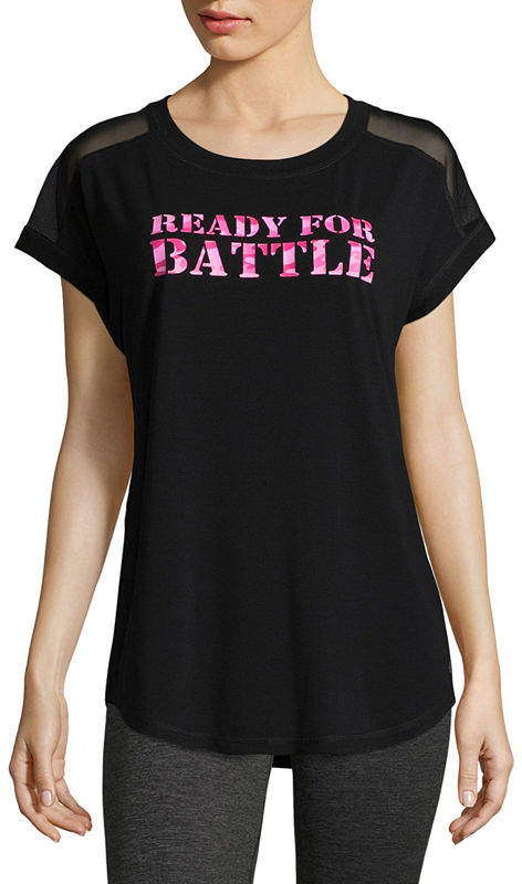 bda7eadb Xersion Breast Cancer Awareness Dolman T-Shirt | breast cancer t ...