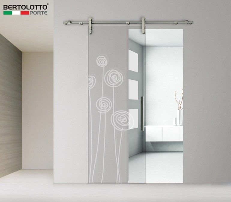 Laerte, Design Collection di Cristal Porte d'Arredo. Porta ...