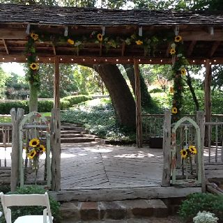 Arbor By Colleyville Florist At Willow Lake Gardens In Weatherford Tx