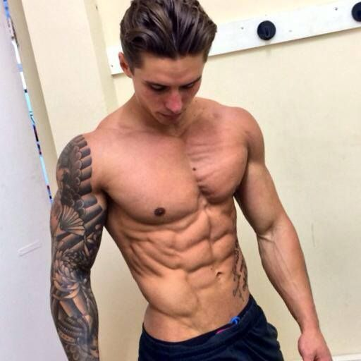 Adi Gillespie Has A Great Physique And You Can Get Just As Fit