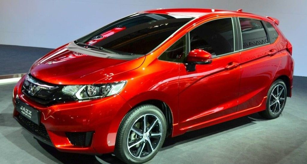 New Honda Jazz 2015 to be unveiled on July 8 in India