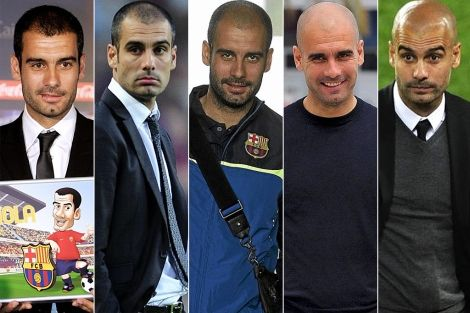 Pep Guardiola - the physical change over five years - he says he is wasted...Do you agree?    http://www.elmundo.es/elmundodeporte/2012/04/27/futbol/1335530053.html