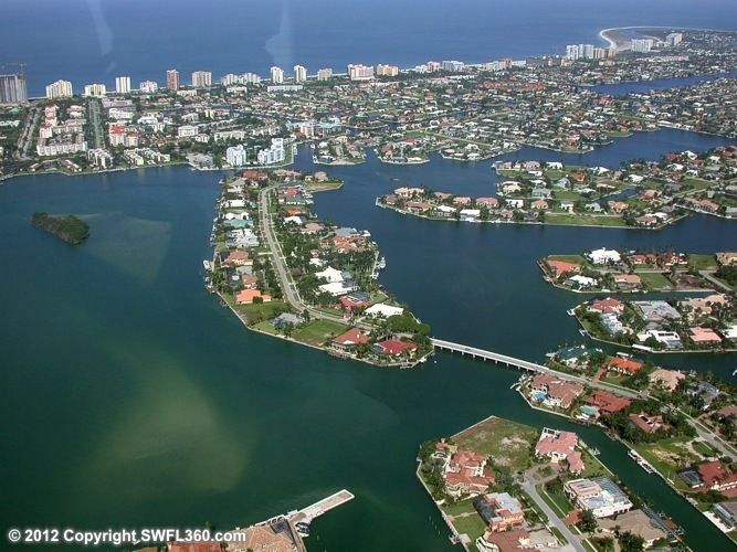 """Marco Island, Florida, the """"Gateway to the 10,000 Islands"""""""