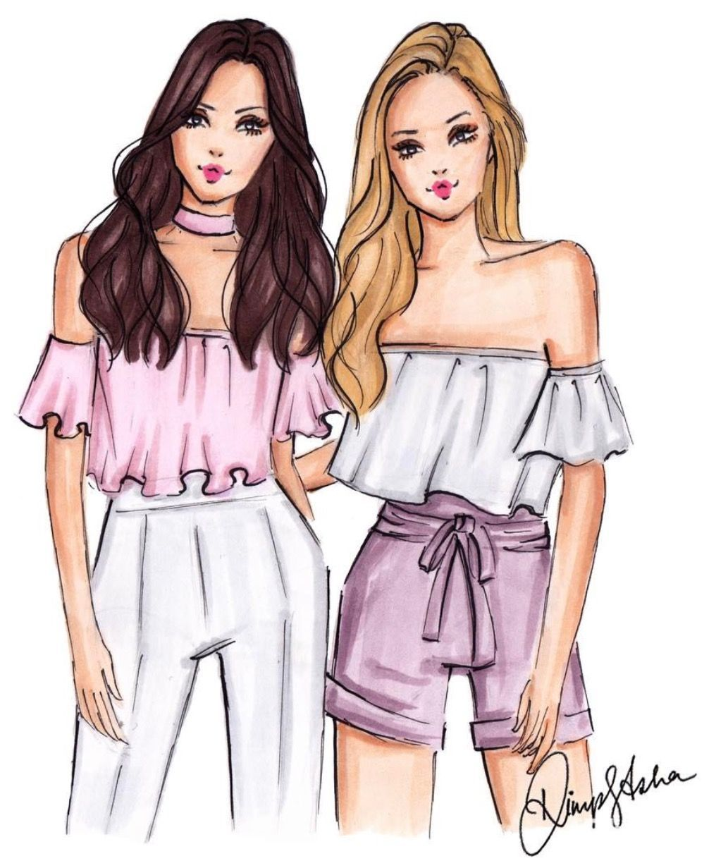 cute bff drawings - - Image Search Results | Bff drawings, Best friend drawings, Drawings of friends