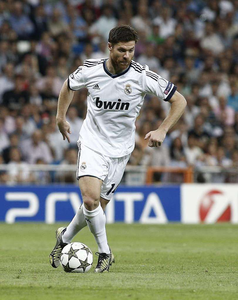 Xabi Alonso, Real Madrid. | Bóng đá