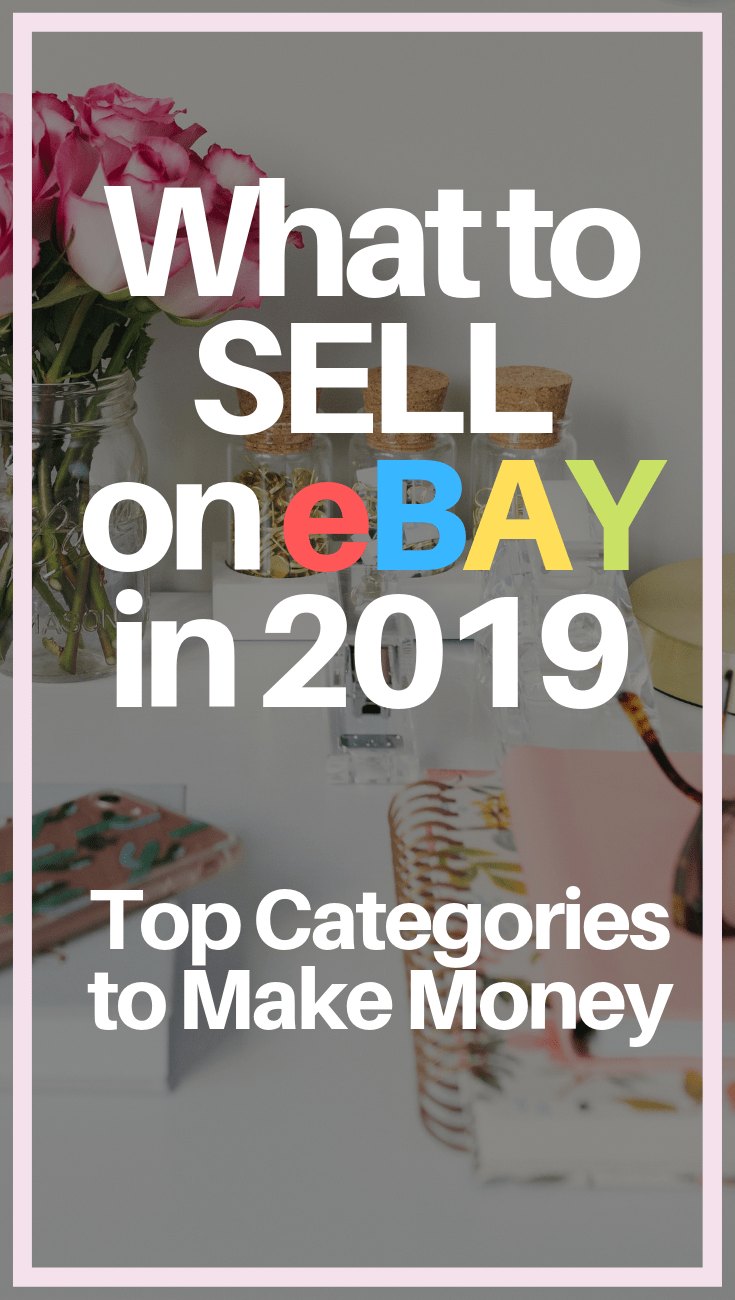 What to Sell on eBay❓