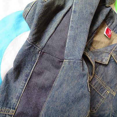 kaino art 39 couture retouche largir une veste trop petite couture patronages pinterest. Black Bedroom Furniture Sets. Home Design Ideas