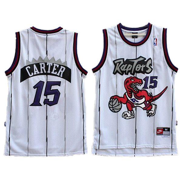 Vince Carter  15 Toronto Raptors Hardwood Classic Throwback Jersey ... 6e8d25565