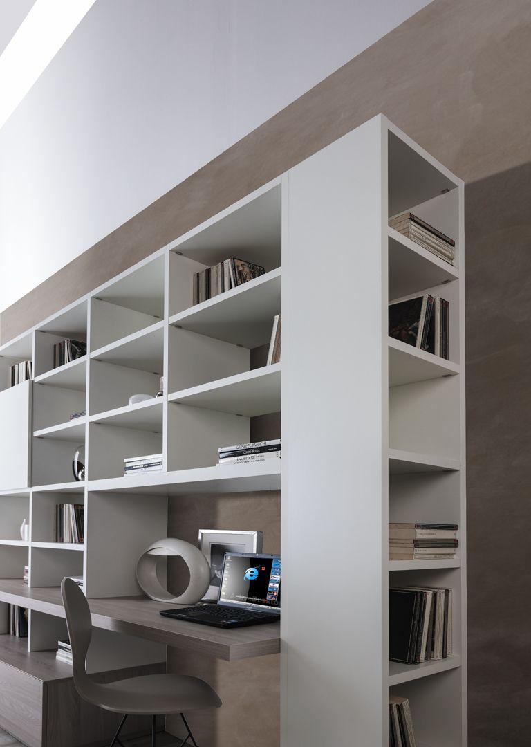 Libreria Arredo Soggiorno | Arredamento soggiorno ...