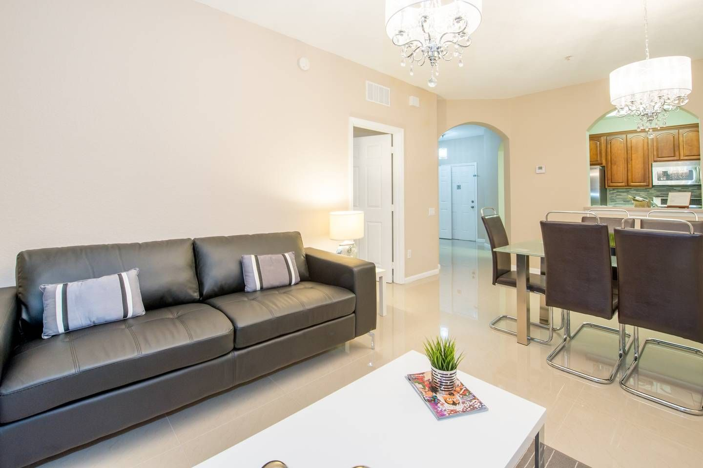 Beautiful allinclusive property with 2 bedrooms and 2