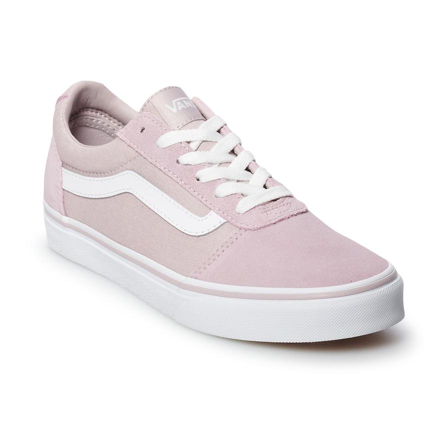 Vans Women's Ward Low Top Sneakers (Violet Ice) in 2019