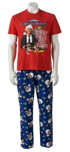 National Lampoon's Christmas Vacation 2-pc. Sleep Set #Kohls ...