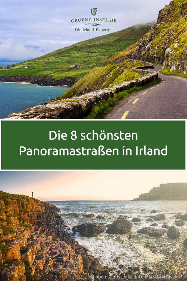Die 8 schönsten Panoramastraßen in Irland l Irland Inspirationen