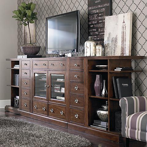Entertainment Console Wall modules, sold separately. 2763 series ...