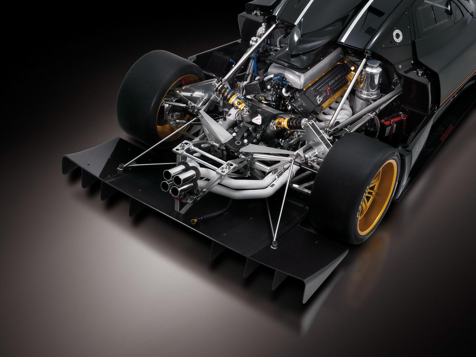 Pagani Zonda R | Pagani zonda, Engine and Cars