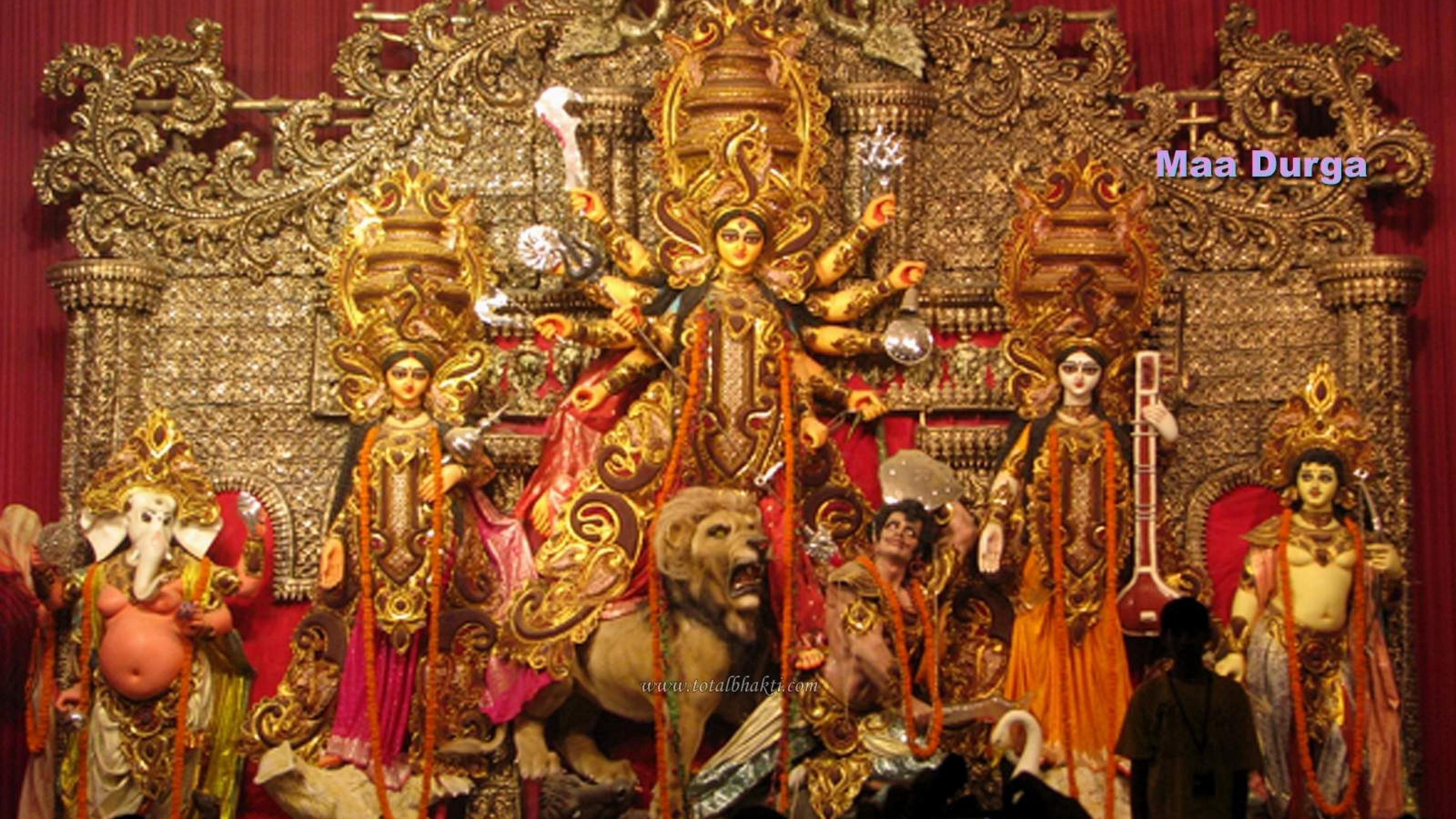Maa Durga Hd Wallpaper 1080p For Pc Group Pictures 41 Maa Durga Hd Wallpaper Durga Maa Durga
