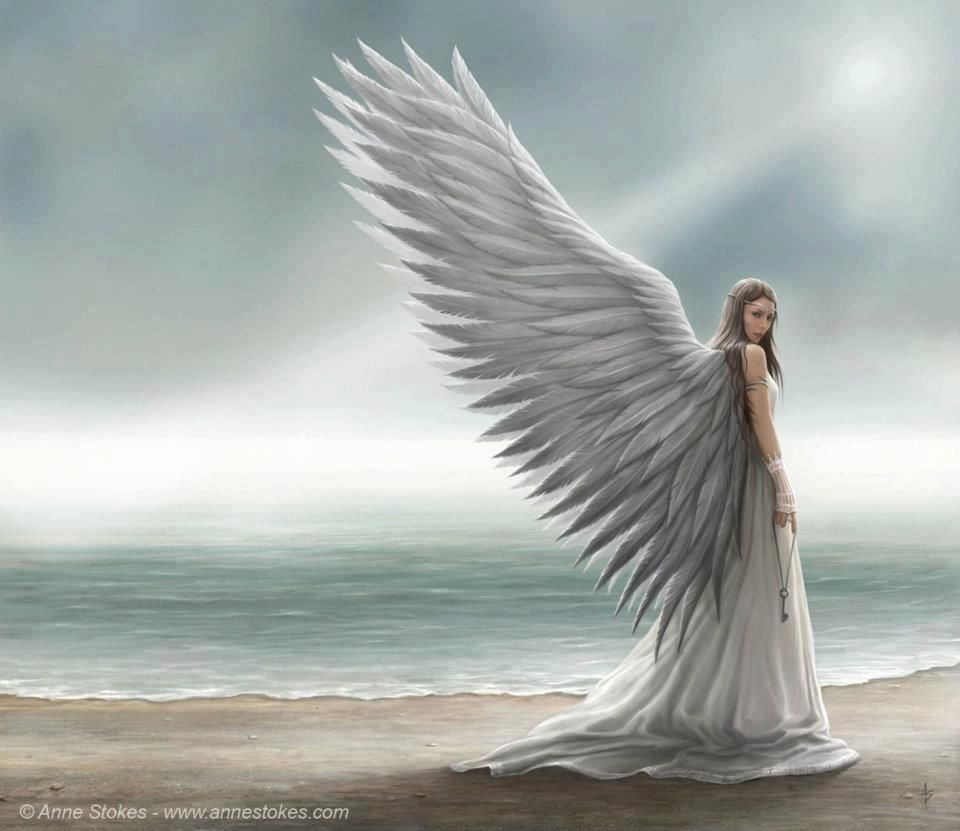 Angel of the sea -  Beautifully simple