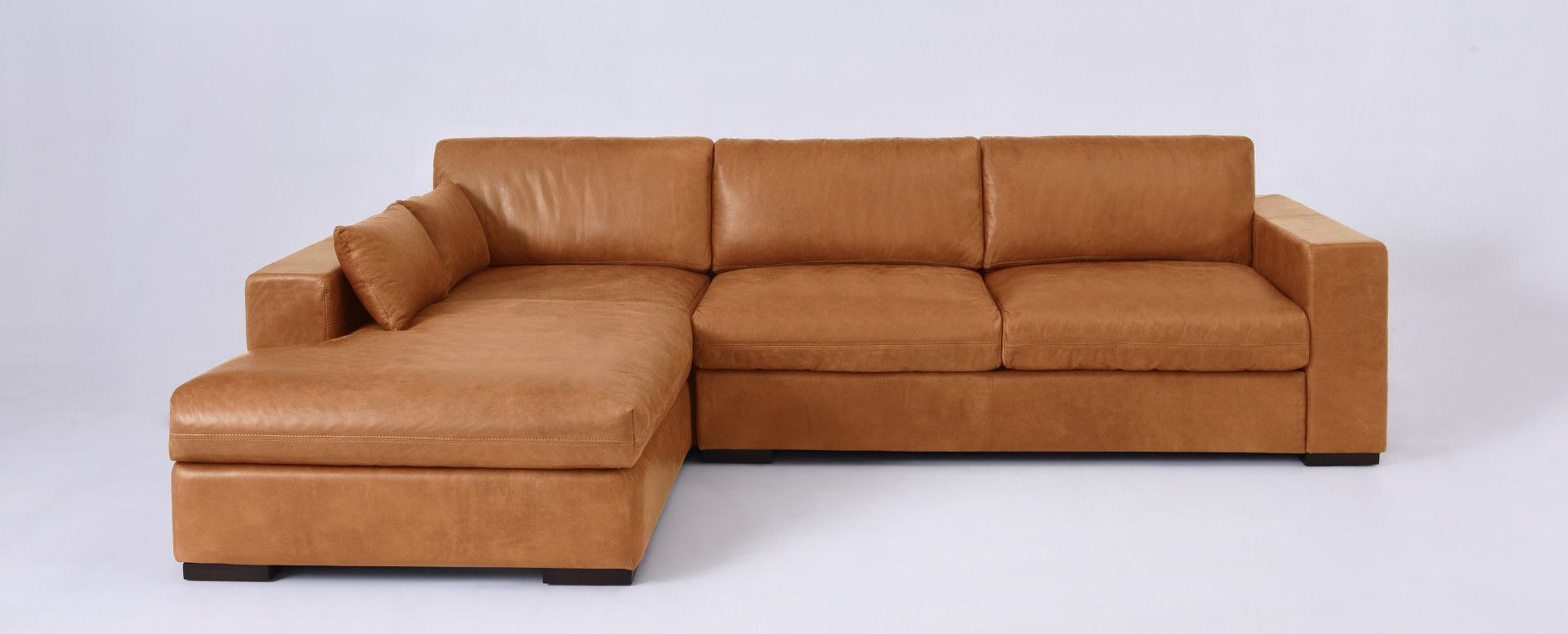 long sofas leather envelop sectional sofa aberdeen left facing arm chaise sectionals living furniture