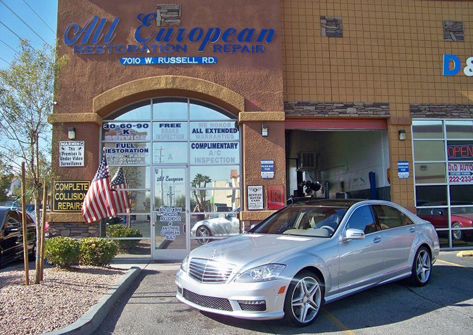 All European Auto Repair Las Vegas (702) 3639191