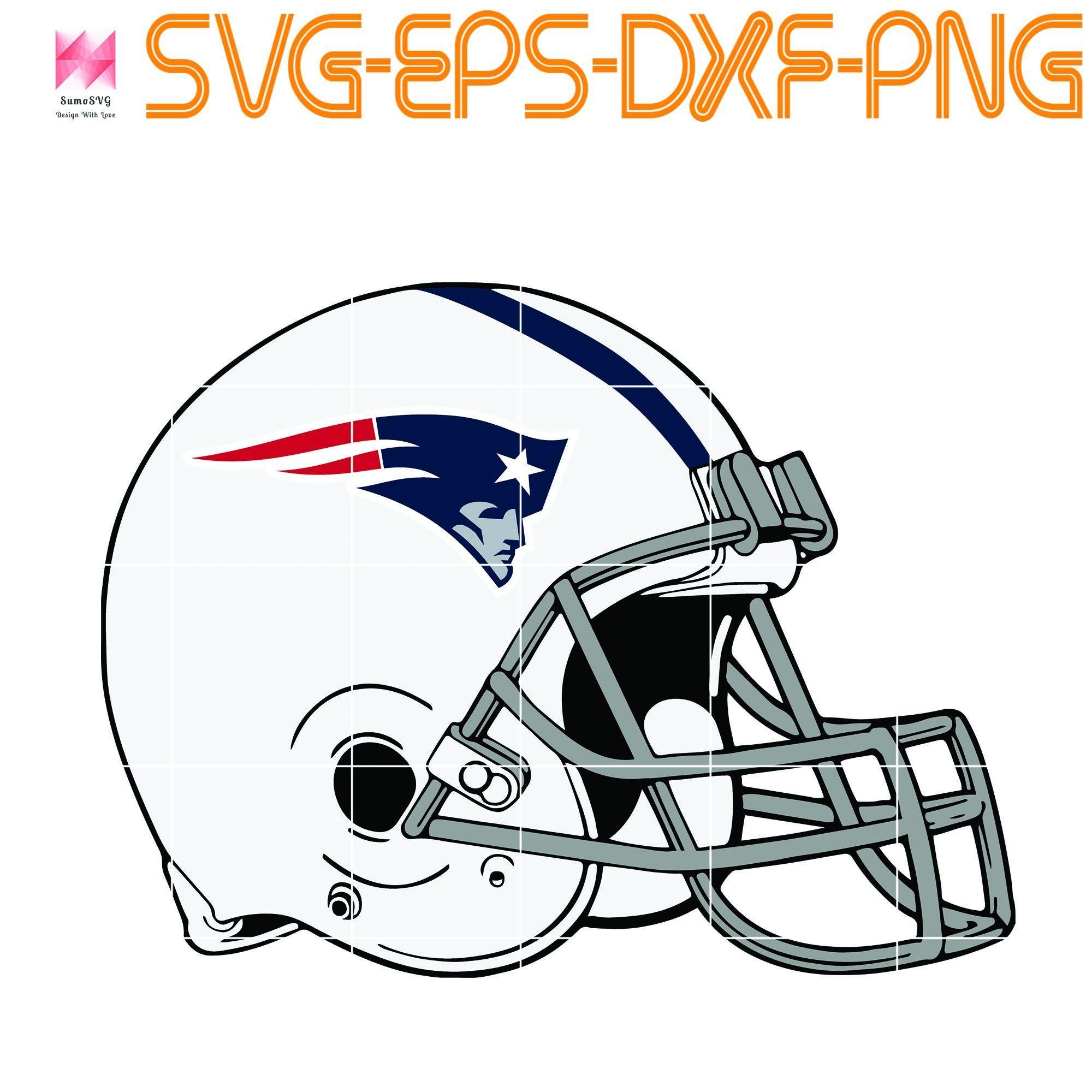 Ghim Tren New England Patriots Svg Png Eps Dxf Digital