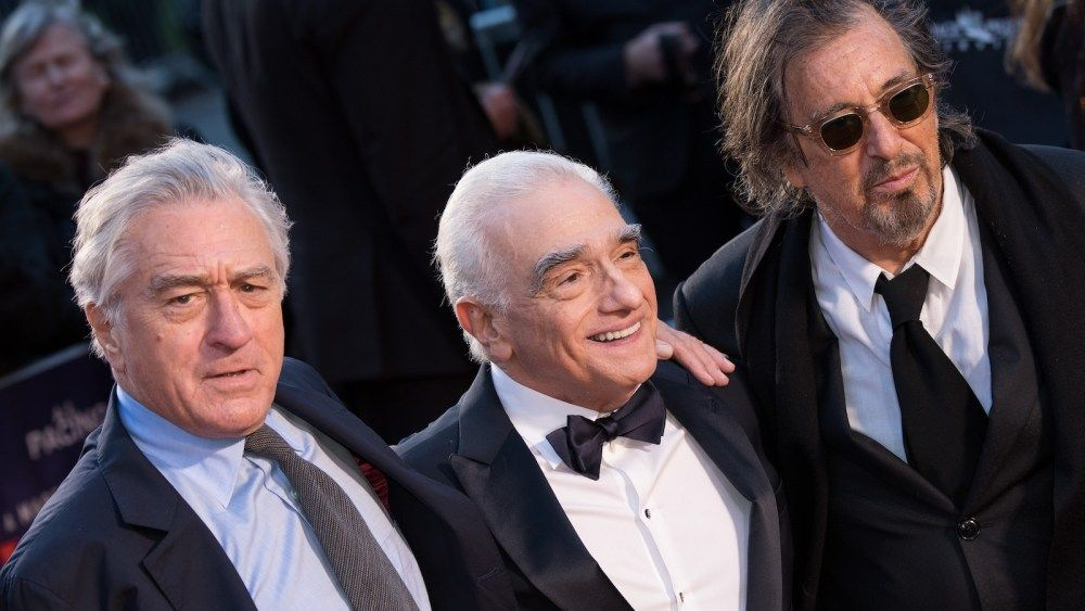 Jangan Menonton The Irishman Melalui Smartphone Martin Scorsese Festival Film