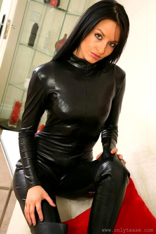 Leather Porn Babes Pics 87