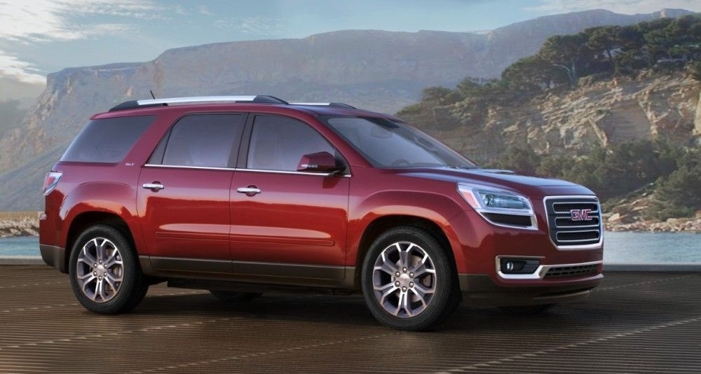 Gmc Named Most Refined Brand By Kbb Com For 3rd Straight Year Gmc Suv Gmc Acadia 2017