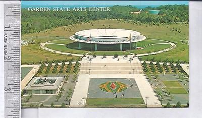 #1970s Unused Post Card #garden State Arts Center, #holmdel, Nj On