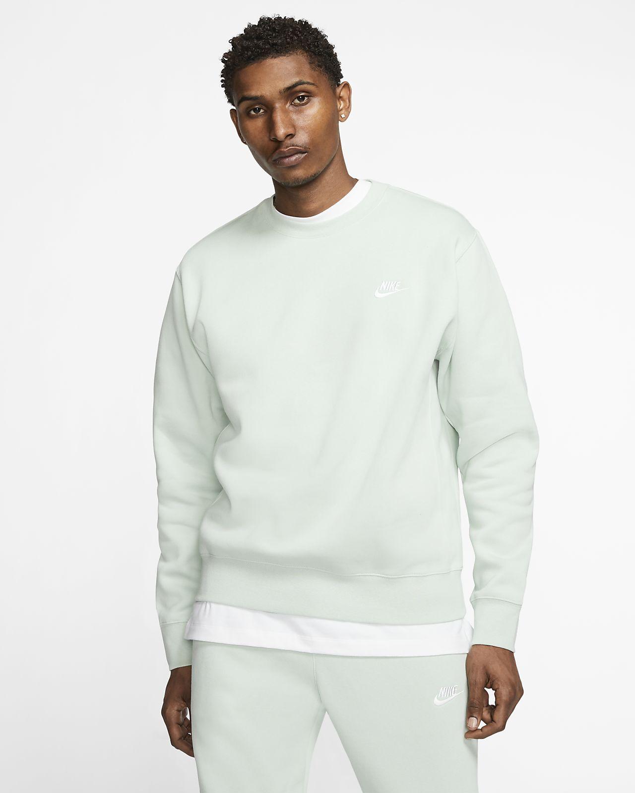 Nike Sportswear Club Fleece Crew Nike Com Ropa Nike [ 1600 x 1280 Pixel ]