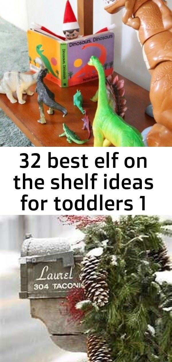 #Elf #Ideas #Shelf #Toddlers 32 of the best and easiest Elf on the Shelf ideas f... #elfontheshelfideasfortoddlers