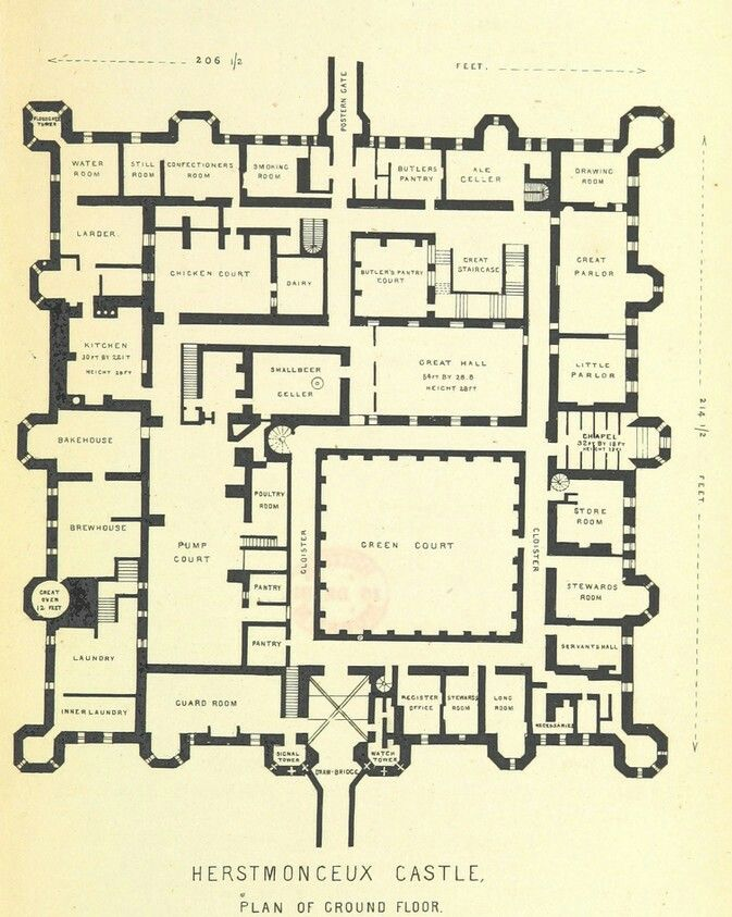 Pin By Anna Bravo On Pretty Pretty Pictures Castle Floor Plan Castle Layout Architectural Floor Plans
