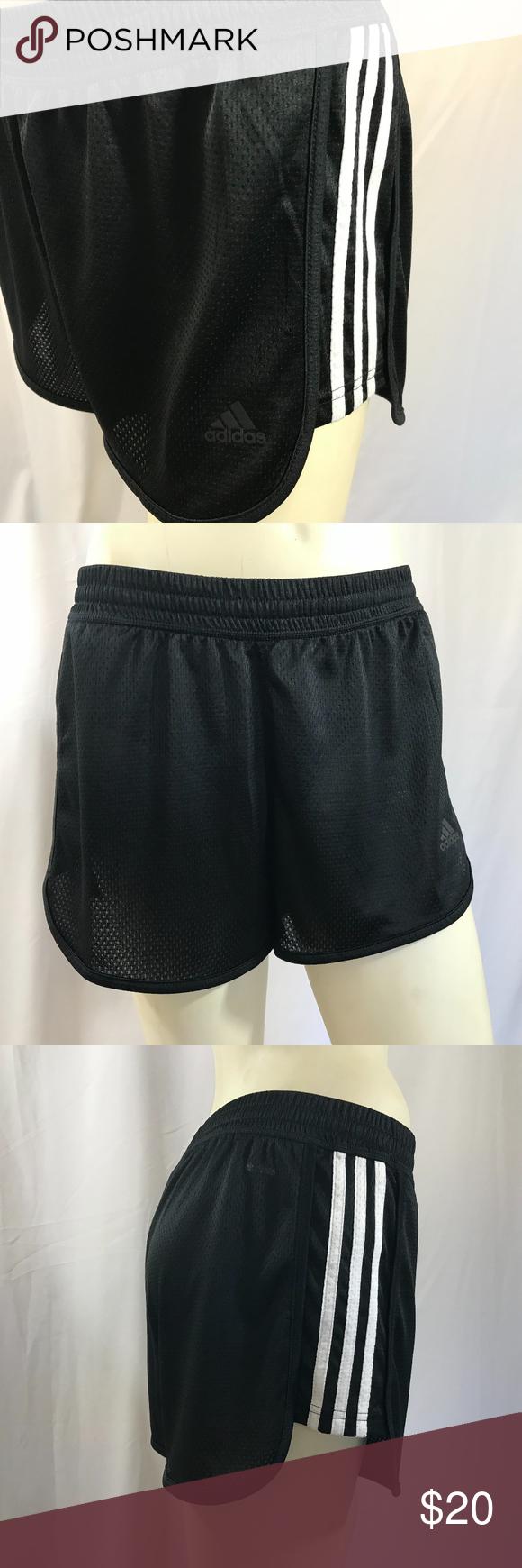 adidas 3 Stripes Dash Womens Knit Short BQ6793 adidas 3