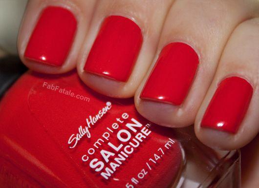 Manicure Mondays The Happiest Nail Polish Ever Sally Hansen