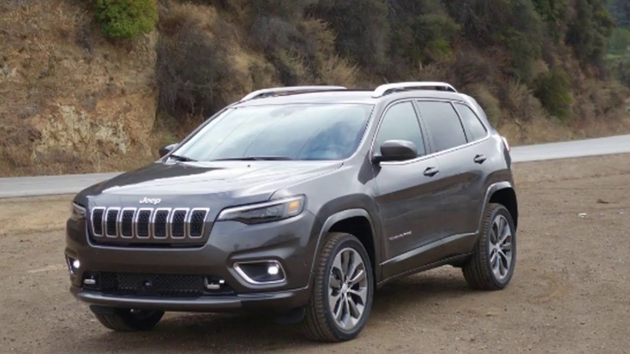 2019 Jeep Cherokee Easier on the eyes, even easier to drive