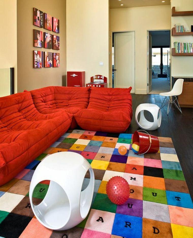 salle de jeux enfant un espace d 39 imagination et de. Black Bedroom Furniture Sets. Home Design Ideas