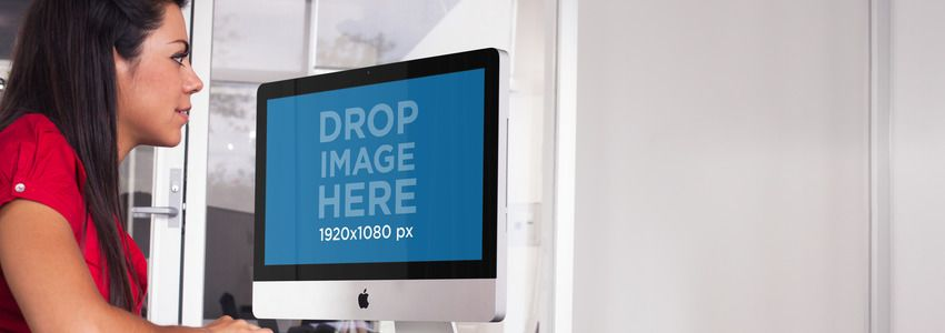 New! iMac Mockup Template at a Corporate Environment. Try it here: https://placeit.net/stages/imac-mockup-template-at-a-corporate-environment-a5172