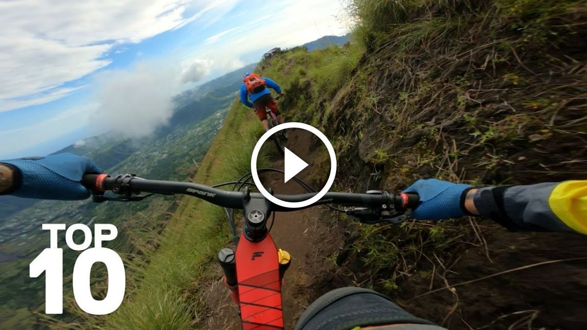 Watch Gopro S Top 10 Mtb Video Of 2019 In 2020 With Images